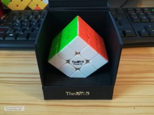 The Valk Power M in Box