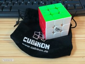 Cubikon-Beutel