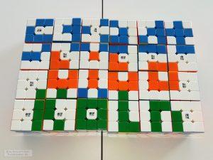 Zauberwürfel-Mosaik Stadt-bibo-köln