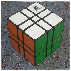 WitEden Camouflage Cube, gelöst