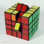 4x4x4 Mixup Cube